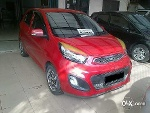 Foto All New Picanto 2013 Pemakaian 2014