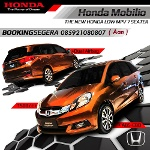Foto New mpv honda mobilio 1.5L Open Indent NOW!