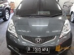 Foto Honda jazz grey 2012