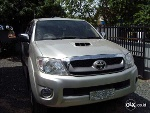 Foto Toyota Hilux Double Cabin 4wd