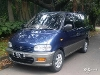 Foto Nissan Serena At 96 Luxury Family Mpv
