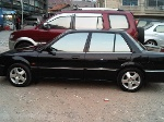 Foto Di jual honda grand civic'90 hitam manual