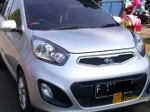 Foto KIA All New Picanto 2012, Automatic, warna Silver