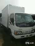 Foto Isuzu Elf Nhr 55 Box