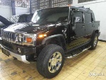 Foto Used Cars Hummer H2 Black Double Cabin