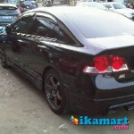 Foto Di jual honda all new civic 2007 at di serang