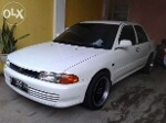 Foto Mitsubishi lancer glxi thn 95 (Top Condition)