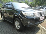 Foto Toyota Fortuner G LUX A/T KM 35RB 2012 AKHIR
