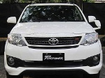 Foto Dijual Toyota Fortuner NEW FORTUNER 2.7 g lux...