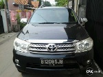 Foto Toyota Fortuner G Automatic 2009/2010 Diesel