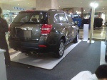 Foto Promo weekend spesial chevrolet captiva spin...