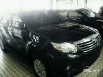 Foto Fortuner 2.7 G At Lux Bensin + Body Kit