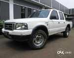 Foto Ford Ranger Double Cabin 4x4 Diesel - Putih - 2005