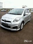 Foto Toyota Yaris S Limited Trd Sportivo At 2012 Silver