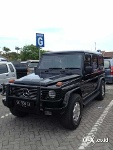 Foto Mercy Jeep G 280 At Facelift G 300