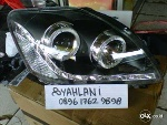 Foto Headlamp Toyota Vios 2007-2011 Led Projector