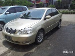 Foto Over Credit Toyota Altis 2004