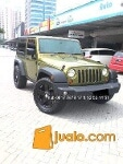 Foto Jeep Wrangler Rubicon 3.8 AT 2008 Green...
