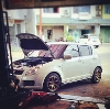 Foto Test over / oper kredit suzuki swift GT putih 2007