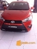 Foto New Yaris S TRD Manual Merah super murah