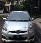 Foto Dijual Toyota Yaris All New TRD S (2012)
