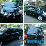 Foto Grand Livina Ultimate 1.5/AT 2011 Hitam