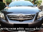 Foto Dijual Toyota Corolla All New Altis V (2008)