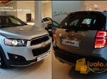 Foto Up date promo chevrolet captiva spin