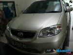 Foto Toyota Vios G AT 2003 Silver