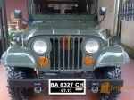 Foto Jeep Cj 7 Militer Diesel Th. 1981