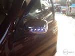 Foto Coverr Spion Plus Lampu Sen Newavanza