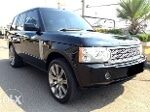 Foto Range Rover V8 VOQUE Triptonic Black On Beige...