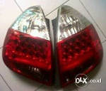 Foto Stoplamp Jazz Led 2007
