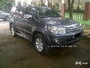 Foto Toyota Fortuner 2010 G Diesel Automatic Km 60rb