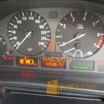 Foto BMW E39 colector items green on beige LOW KM...