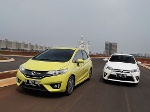 Foto Honda All new Jazz Diobral, banyak bonus....