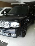 Foto Range rover voque supercharged autobiography 2012