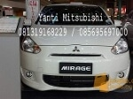 Foto Jual: new facelift mirage year 2015