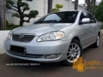 Foto Toyota ALtis 1.8G 2004 Like New