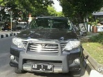 Foto Toyota Fortuner No Plat Khusus Matic 2011