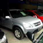 Foto Honda Crv 2.0 Silver Automatic 2003 Over Kredit