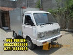 Foto Suzuki carry 1.0 pick up box alumunium th02...