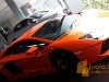 Foto Lamborghini Aventador LP700 Orange 2013 ready