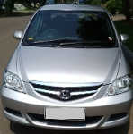 Foto Honda New City 1,5 VTEC AT 2007