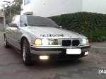 Foto Bmw 318i (e36) M43 Th. 1996 Silver Istimewa An....