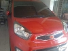 Foto Kia Picanto Th 2014 Merah Mulus-over Kredit