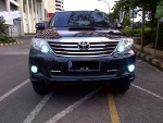 Foto Toyota Grand Fortuner 2.5 G VNTurbo AT 201