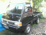 Foto Colt T120 Ss Pick Up 2010 Hitam