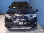 Foto Toyota Fortuner Trd Diesel Automatic 2013...