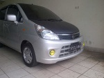 Foto Karimun estilo 2010 facelift manual silver km 41rb